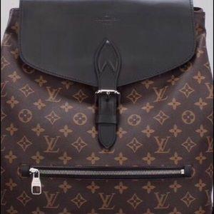 Louis Vuitton Palk Monogram Backpack